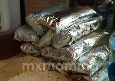 MX Momma: Make Ahead Breakfast Burritos