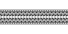 Maori polynesian tattoo bracelet. Tribal sleeve seamless pattern vector. Samoan border tattoo design fore arm or foot. Armband tattoo tribal. band fabric vector illustration Tribal Armband Tattoo, Armband Tattoo Design, Tribal Tattoos, Tatoos, Polynesian Tattoo Sleeve, Polynesian Tattoo Designs, Sleeve Tattoos, Wrist Band Tattoo, Tattoo Bracelet