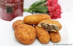 Potato Kuftah (كفتة بطاطس)