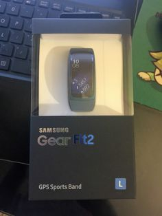 Samsung Gear Fit 2!