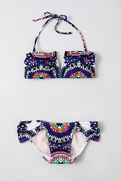 Mara Hoffman Pow Wow Bikini #anthropologie