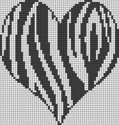 Alpha friendship bracelet pattern added by puppydog. Perler Patterns, Loom Patterns, Beading Patterns, Cross Stitching, Cross Stitch Embroidery, Cross Stitch Patterns, Pixel Drawing, Tapestry Crochet Patterns, Fillet Crochet