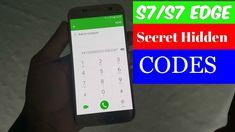 Samsung Galaxy S7/S7 Edge (Secret Hidden Codes Tips & Tricks)