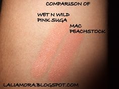 mac peachstock dupe wet n wild