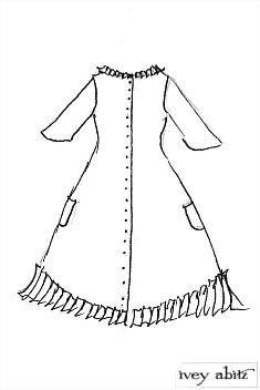 Tilbrook Duster Coat by Ivey Abitz