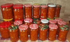 Ketchup, Granola, Salsa, Good Food, Food And Drink, Jar, Drinks, Cooking, Recipes