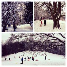 Skigebiete und kleine Skihügel in München und Umgebung. Geeignet für alle Anfänger ab 3 Jahren und Rodl-Fans. Inklusive Skikurse und Snowboardkurse!