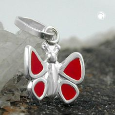 Anhänger, Schmetterling-rot, Silber 925 Dreambase, http://www.amazon.de/dp/B00H2IKNEQ/ref=cm_sw_r_pi_dp_qNXitb0QXQYXC