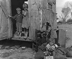 Dorothea Lange Dust Bowl Photos