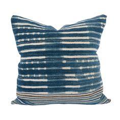 Indigo Pillow www.houseofcindy.com