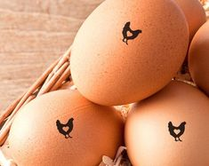 Egg carton stamp | Etsy