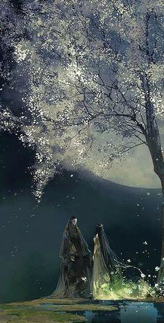 伊吹五月 art by Ibuki Satsuki