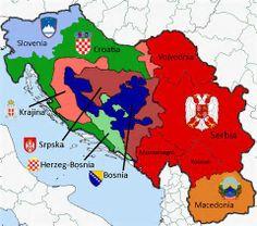 The Yugoslav Wars (1991–1995) - Bing Imágenes | ⇆ 2,2´| us