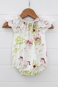 Image of Pony Fields Playsuit