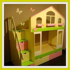 уникальная детская мебель