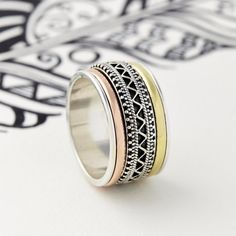 Friends of Irony Tungsten Carbide Sagittarius Ring Style 1 Wedding Band and Anniversary Ring Inspired by Astrology and Signs Fine Jewelry Designed Fit for Men and Women Use