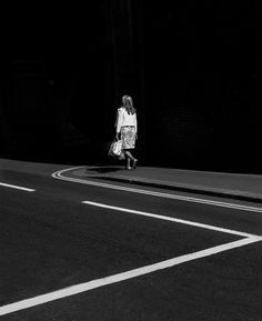 "There is something deliciously mysterious about Rupert Vandervell's ""Man on Earth"" series. The British photographer constructs contemporary. Abstract Photography, Creative Photography, Black And White Photography, Fine Art Photography, Street Photography, Portrait Photography, Dark Places, Black N White Images, Photo Series"