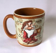 Disney Wake Up Grumpy Mug Temper Back Pain Brown Humor Fu... https://www.amazon.com/dp/B01MG3MYU2/ref=cm_sw_r_pi_dp_x_NhIdybVKT4WQ0