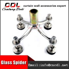 304 316 90angle stainless steel Australian customized glass spider