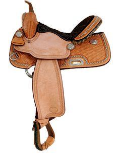 Billy Cook barrel racing saddles for sale. Saddles almost always ship same day.