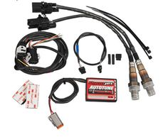 Dynojet Auto Tune kits for Power Commander V (dual channel universal fit)
