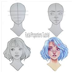 Lord_gris facial Proportions tutorial