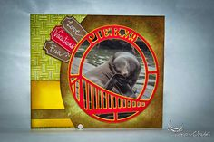 SVG Files for Cricut Explore: San Francisco's Pier 39 Card
