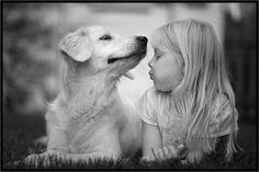 Samen met de hond