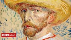 Van Gogh: Artist experienced 'delirium from alcohol withdrawal' - BBC News Van Gogh Museum, Art Museum, Van Gogh Portraits, Van Gogh Self Portrait, Vincent Van Gogh, Art Van, Fleurs Van Gogh, Van Gogh Arte, Van Gogh Pinturas