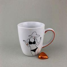 Oh la la Madame Mugs, Tableware, Gifts, Men, Dinnerware, Tumblers, Tablewares, Mug, Dishes