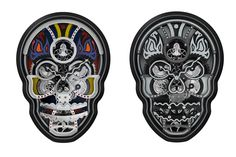 Fiona Krüger Collabs with L'Epée 1839 for Limited Edition Vanitas Clock: Fiona's elegant wristwatch designs now come as clocks. Vanitas, Crane, Gear Train, Carriage Clocks, Life Symbol, Skull Face, Cool Watches, Unique Watches, Artisan