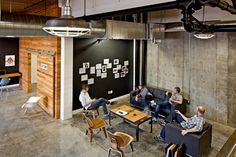 Love the brainstorming space