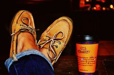 Sperry's. All day, every day.