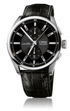 Oris 01 683 7644 4084-Set   Leslie Gold Watch Co.