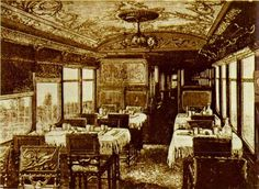 "Chapter 19: Brett seems to be in trouble in Madrid, so I had to go back to Spain to get her. I send her a telegram and was on my way. Unfortunately, ""I did not sleep much that night on the Sud Express. In the morning I had breakfast in the dining-car"" as seen in the picture (243). I could enjoy the vast scenery from town to town. When it came time, Madrid could be seen ""on the top of a little cliff away off across the sun-hardened country,"" (243)."
