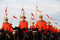 RCMP in red serge score high on 'lust-inducing' scale in dating service poll
