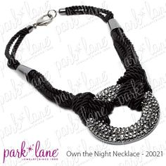 E! Collection Live from the Red Carpet. Park Lane Own the Night Necklace myparklane.com/cbaecker