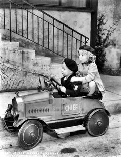 Shirley Temple on the Road
