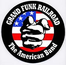 Grand Funk Railroad band logo