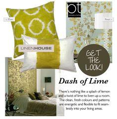 Dash of lime