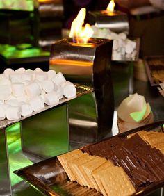 S'more Bar at my wedding:)