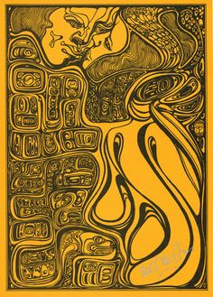 The Art That Defined a Generation. Wes Wilson, the father of the rock concert poster, took what was understood about promotional art and turned it inside-out. Learn more about his art, his life, and browse Wes Wilson originals in the shop. Psychedelic Art, Funky Art, Hippie Art, Pics Art, Aesthetic Art, Oeuvre D'art, Collage Art, Art Inspo, Art Reference