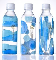 Bottle / drinking design Does it POP How Soundproofing Material Works Sound vibrations are transmitt Water Packaging, Water Branding, Beverage Packaging, Bottle Packaging, Food Packaging Design, Packaging Design Inspiration, Brand Packaging, Branding Design, Aqua