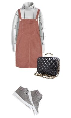 """""""March Madness: High Tops"""" by thestyleexpress ❤ liked on Polyvore featuring Chicwish, Topshop, MICHAEL Michael Kors, Chanel and modern"""
