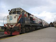 ferrocarriles del sud: El tren turístico partirá este viernes a Pinamar