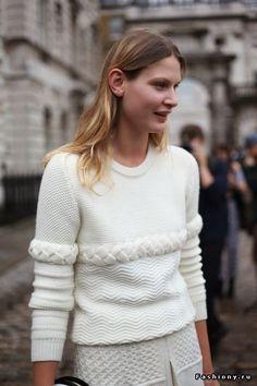 Уютная подборка для любителей свитеров