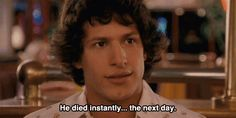 Rod Kimble from Hot Rod. My favorite idiot ever.