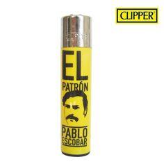 Briquet Clipper © El Patron (Jaune)