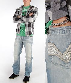 'Chain Reaction'  #buckle #fashion  www.buckle.com