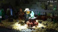 Lego's treasure map